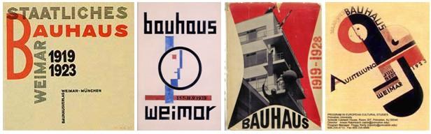 De Stijl i Bauhaus  - Istorija dizajna