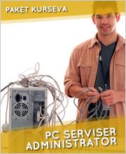 PC serviser / administrator
